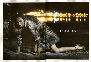Let Prada Keep you Warm.