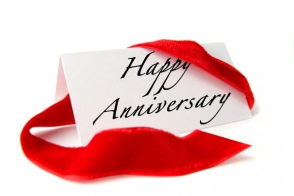 Happy Anniversary to ME!