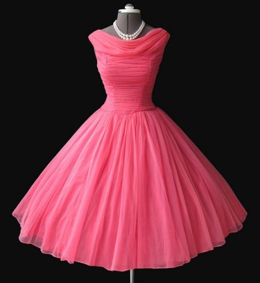 hot_selling_elegant_princess_scoop_ruched_lovely_short_hot_pink_homecoming_dresses