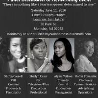 Unleash Your Inner Boss Panel Discussion & Networking Event